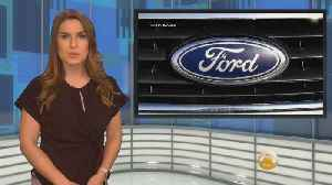 More Than 260K Ford Pickup Trucks Recalled Because Tailgates Can Open Unexpectedly [Video]