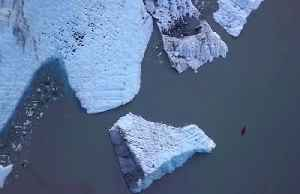 Record glacial melt in Alaska, climate activists demand action [Video]