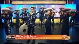 Mariachi Plata Makes Local Debut! [Video]