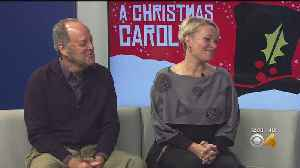 """""""A Christmas Carol"""" Playing At The Arvada Center [Video]"""
