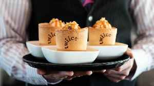 Air New Zealand Introduces Edible Coffee Cups [Video]