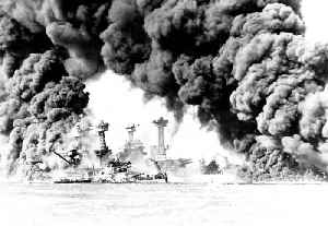 News video: This Day in History: Pearl Harbor Is Bombed (Saturday, December 7)