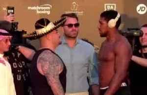 News video: Ruiz and Joshua get set for rematch in Saudi Arabia