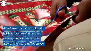 WEB EXTRA: Holiday Spending Stress [Video]