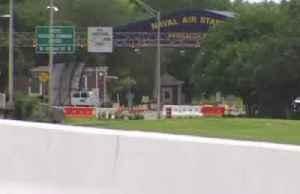 Saudi airman suspected in Pensacola military base shooting [Video]