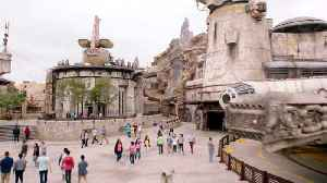 'Star Wars: Rise Of The Resistance' Opening At Walt Disney World [Video]