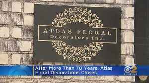 Sources: Premiere NYC Florist Abruptly Closes Its Doors [Video]