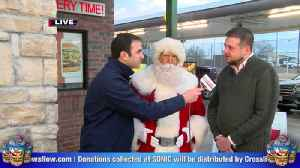 Santa Claus Interview 12-05 [Video]