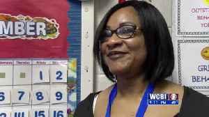 Educator of the Week - Vanessa Williams [Video]
