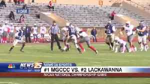 MGCCC smothers Lackawanna for fifth National Title [Video]