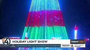 Post Falls man programs 50,000-bulb light display for the holidays [Video]