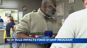 food stamps at risk [Video]