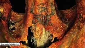 Infrared Reveals Hidden Tattoos On Female Egyptian Mummies [Video]