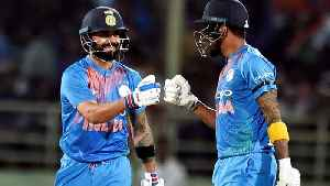 India vs West Indies : Kohli carried on and finished game for us, says KL Rahul [Video]