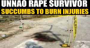 Unnao assault case survivor dies of cardiac arrest, politics explodes | Oneindia news [Video]