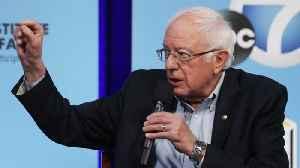 Bernie Sanders Unveils $150 Billion 'Internet For All' Plan [Video]