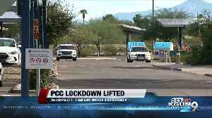 Lockdown lifted at Pima Community College Desert Vista campus after search for armed suspect [Video]