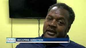 'I'm living life more:' Man talks journey after heroin addiction [Video]