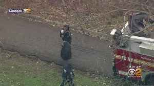 Woman Rescued From Staten Island Cliff [Video]