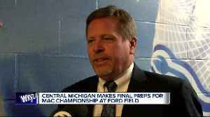 Jim McElwain reflects on CMU's worst-to-first turnaround [Video]