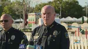 Coral Gables Police Chief Ed Hudak On Tree-Lighting, Shooting [Video]