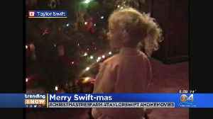 Trending: Merry Swift-mas! [Video]