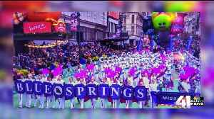 Blue Springs band members learn life lessons at Macy's Parade [Video]