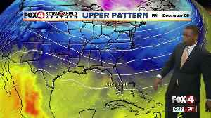 Friday 6PM Forecast [Video]