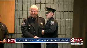 Retiring Tulsa Police chief reflects on career [Video]