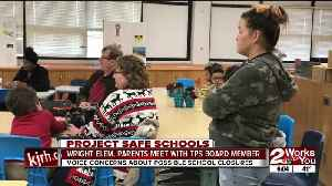 Wright Elementary Parents Fighting to Keep Their School Open [Video]