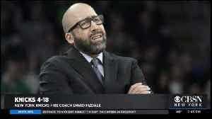David Fizdale Out As Knicks Head Coach [Video]