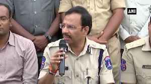 Law has done its duty' Cyberabad Police Commissioner on Telangana encounter [Video]