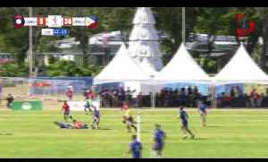 News video: LIVE: 30th SEA Games 2019 Rugby 7s Men's Pool Round 1 (7 December 2019)