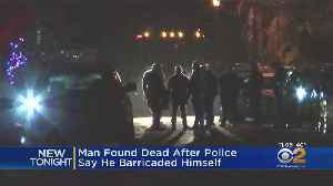 Man Found Dead After Police Standoff [Video]