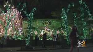 Behind The Scenes Of The Dyker Heights Christmas Lights Display [Video]