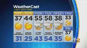 New York Weather: CBS2 12/6 Nightly Forecast at 11PM [Video]
