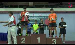 LIVE: 24th Char Yong Cup National Youth Top 10 Table Tennis Tournament 2019 (7 December 2019) [Video]