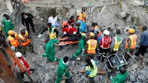 Nairobi building collapse: Several killed, more feared trapped [Video]