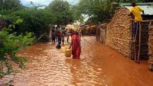 Kenya floods: More rain expected in region [Video]