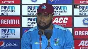 Ind vs WI Discipline in bowling let us down in game says Skipper Kieron Pollard [Video]