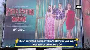 Kartik Aaryan steals the show in 'Pati Patni Aur Woh' [Video]