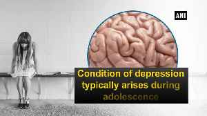 Structural differences in brains of children whose parents have depression Study [Video]