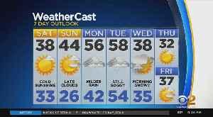 New York Weather: 12/7 CBS2 Morning Weather Headlines [Video]