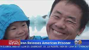 News video: Iran Frees American Scholar In Prisoner Swap With U.S.