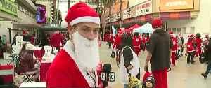 Great Santa Run [Video]