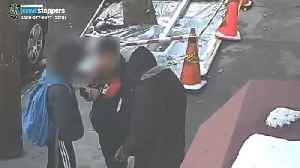 Caught On Camera: Suspect Snatches Cell Phone From 11-Year-Old In The Bronx [Video]