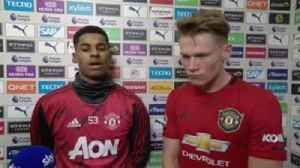 'United were absolutely frightening' [Video]