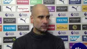 Pep: 'No regrets' after United loss [Video]