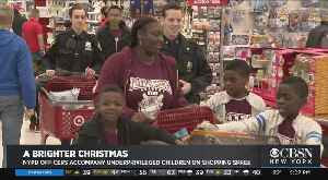 NYPD Helps Local Children Have Brighter Christmas [Video]