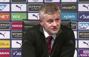 News video: Solskjaer wants fan who allegedly made racist gestures banned from football grounds